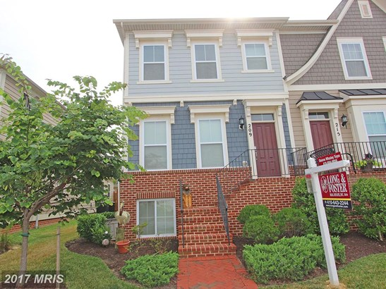 Townhouse, French Country - CHESTER, MD (photo 2)