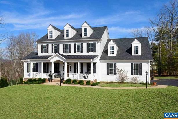 Colonial, Contemporary, Farm House, Detached - KESWICK, VA (photo 1)