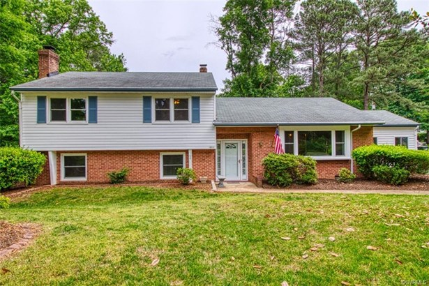 Tri-Level/Quad Level, Single Family - Richmond, VA