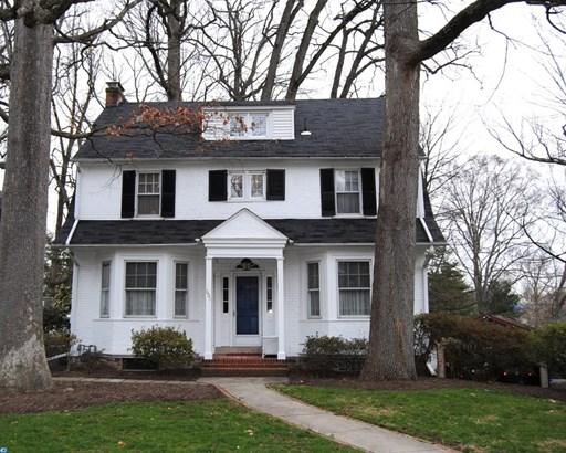 Colonial,Dutch, Detached - WYNCOTE, PA (photo 1)