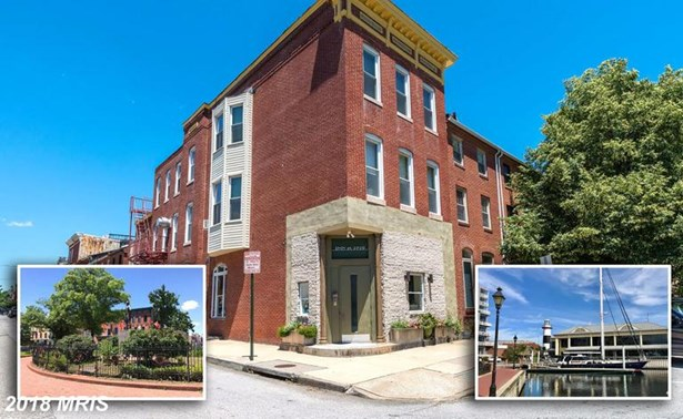 Federal, Bed & Breakfast - BALTIMORE, MD (photo 1)