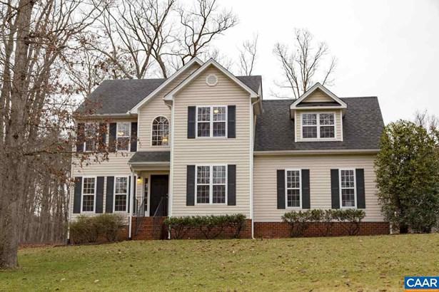 Colonial, Detached - TROY, VA (photo 1)