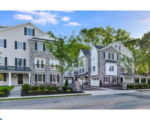 Row/Townhouse, Colonial - ARDMORE, PA (photo 2)