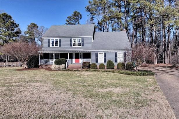 Colonial, Farmhouse, Single Family - James City County, VA (photo 1)