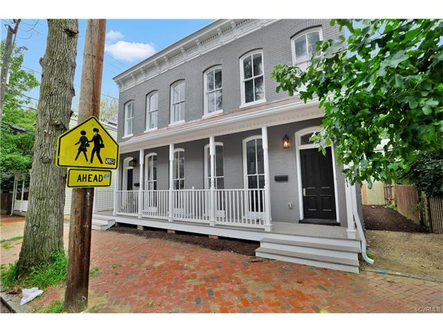 2-Story, Rowhouse/Townhouse, Single Family - Richmond, VA (photo 4)