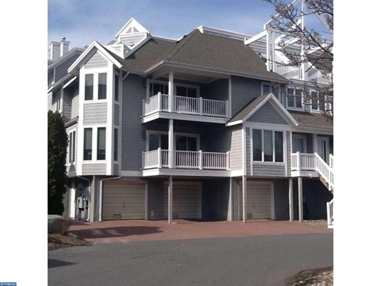 Row/Townhouse, Contemporary - VENTNOR, NJ (photo 1)