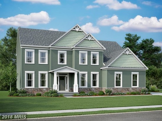 Craftsman, Detached - FREDERICKSBURG, VA (photo 1)