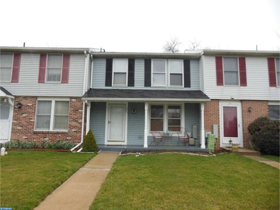 Row/Townhouse, Colonial - COATESVILLE, PA (photo 1)