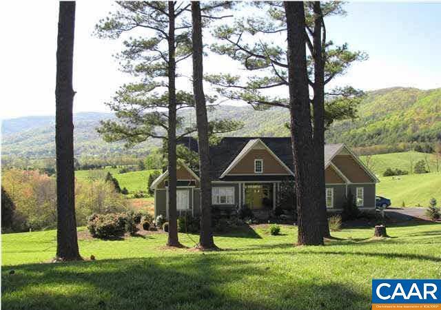 Contemporary, Proposed Attached - GORDONSVILLE, VA (photo 1)