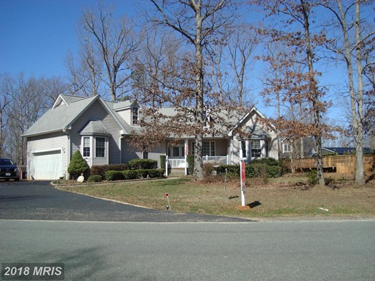 Contemporary, Detached - MINERAL, VA (photo 1)