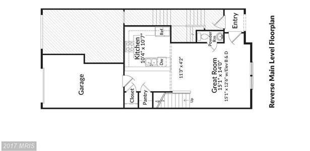 Garden 1-4 Floors, Contemporary - ASHBURN, VA (photo 4)