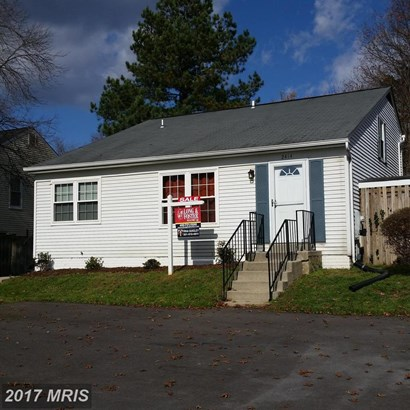Contemporary, Detached - CROFTON, MD (photo 1)