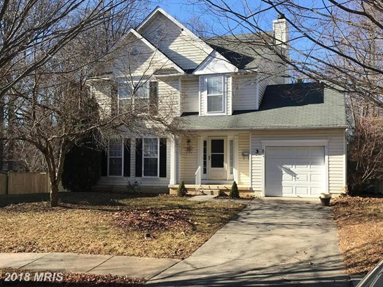 Colonial, Detached - CATONSVILLE, MD (photo 1)