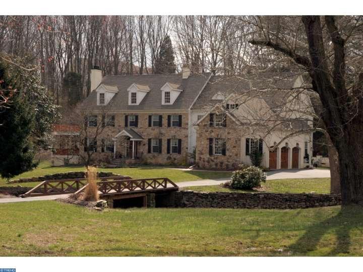Farm House, Detached - MEDIA, PA (photo 1)