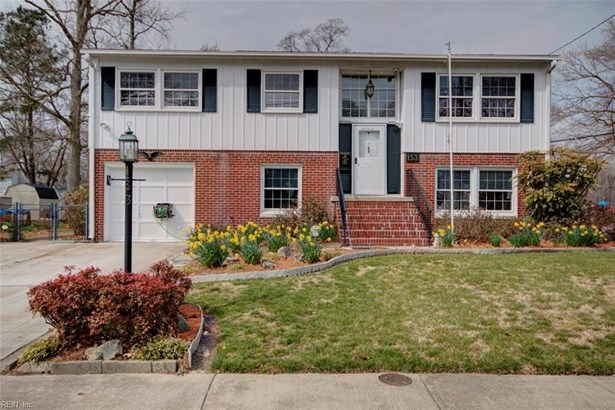 Split-Level, Single Family - Hampton, VA (photo 1)