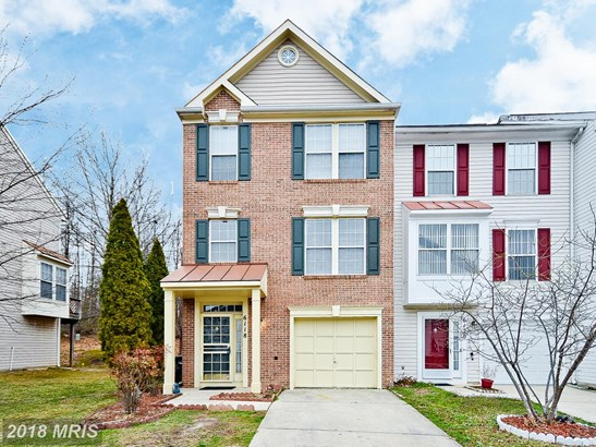 Townhouse, Cabin - DISTRICT HEIGHTS, MD (photo 1)