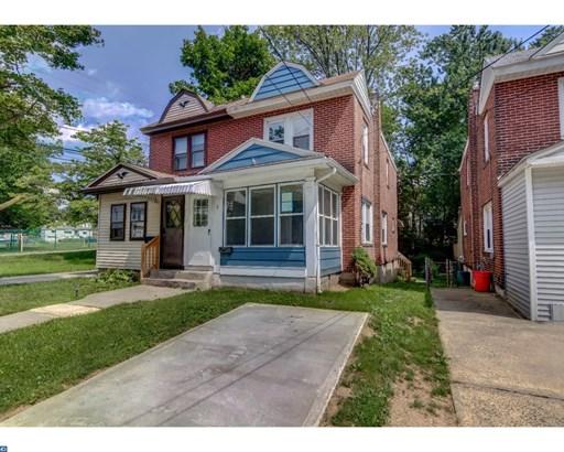 Semi-Detached, Colonial - GLENOLDEN, PA (photo 1)