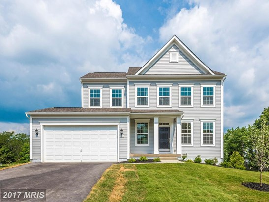 Colonial, Detached - WALKERSVILLE, MD (photo 1)