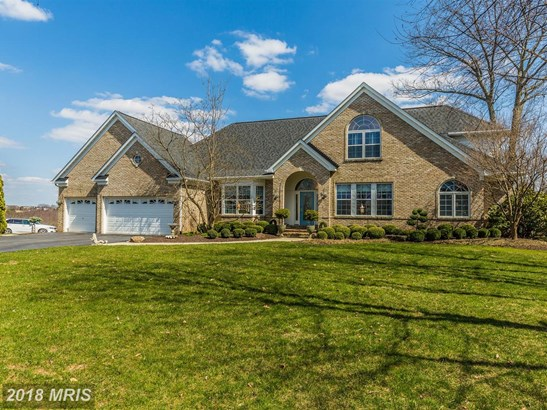 Colonial, Detached - IJAMSVILLE, MD (photo 1)