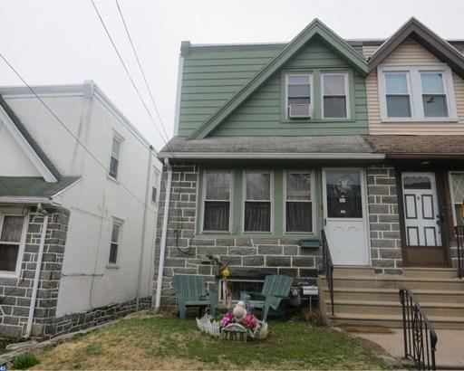 Row/Townhouse, EndUnit/Row - UPPER DARBY, PA (photo 1)