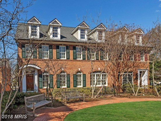 Townhouse, Colonial - BETHESDA, MD (photo 1)