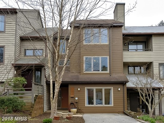 Townhouse, Contemporary - COLUMBIA, MD (photo 2)