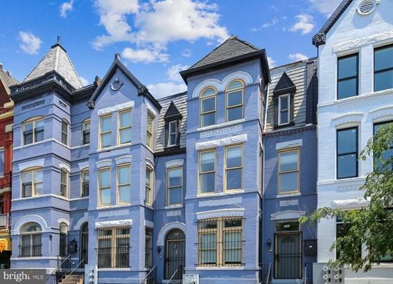 Multi-Family, Interior Row/Townhouse - WASHINGTON, DC