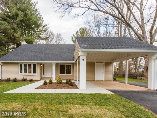 Contemporary, Detached - OLNEY, MD (photo 1)