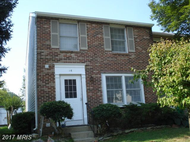 Townhouse, Colonial - ASHTON, MD (photo 1)
