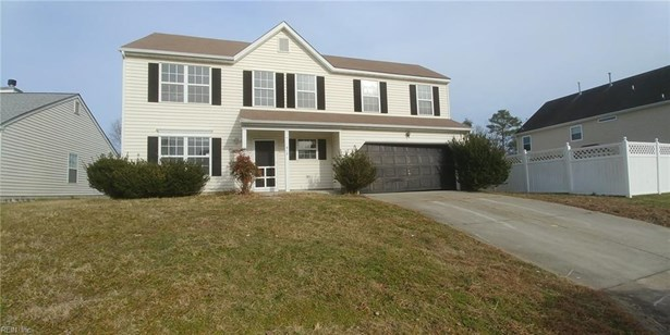 Colonial, Single Family - Newport News, VA (photo 1)