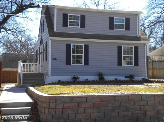 Colonial, Detached - RIVERDALE, MD (photo 1)