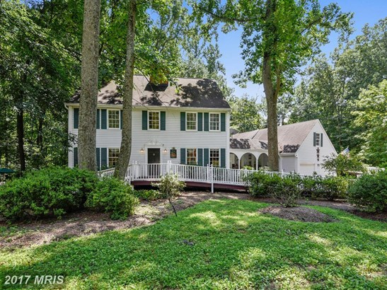 Colonial, Detached - BRINKLOW, MD (photo 1)