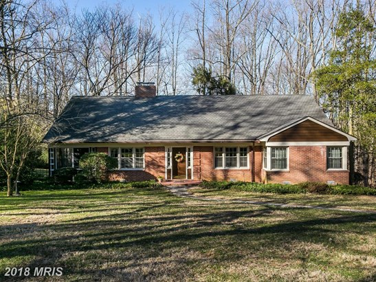 Rancher, Detached - TOWSON, MD (photo 1)