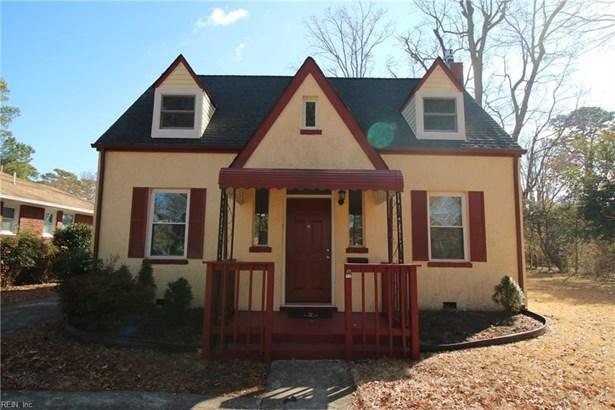 Bungalow, Cottage, Single Family - Norfolk, VA (photo 1)