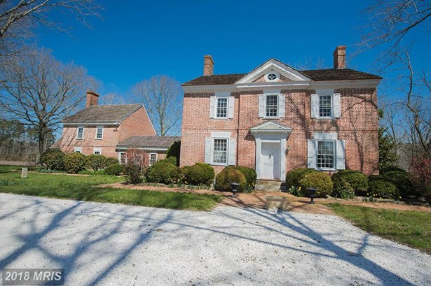 Colonial, Detached - WESTOVER, MD (photo 1)