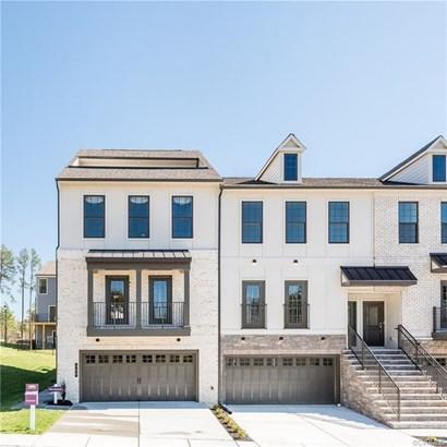 Row House, Condo - Henrico, VA
