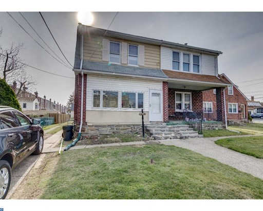 Semi-Detached, Colonial - CLIFTON HEIGHTS, PA (photo 1)