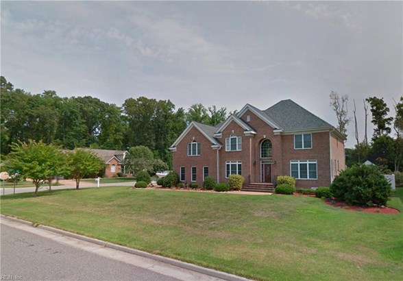 Traditional, Transitional, Single Family - York County, VA