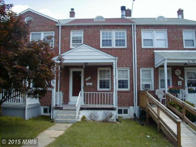 Townhouse, Federal - BALTIMORE, MD (photo 1)