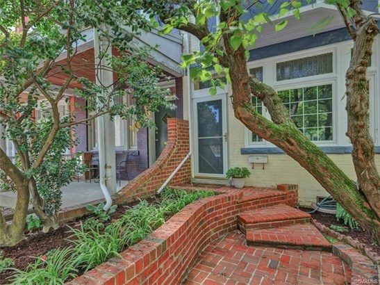 2-Story, Colonial, Rowhouse/Townhouse, Single Family - Richmond, VA
