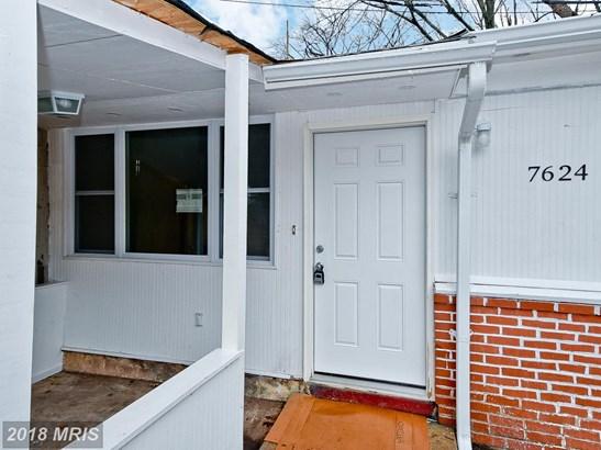 Semi-Detached, Colonial - LANDOVER, MD (photo 1)