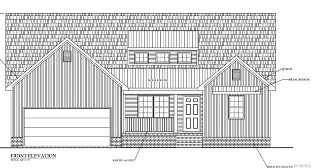 Farmhouse, Single Family - Richmond, VA