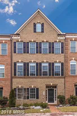 Townhouse, Contemporary - FREDERICK, MD (photo 1)