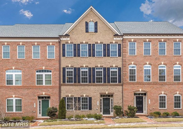 Townhouse, Contemporary - FREDERICK, MD (photo 2)