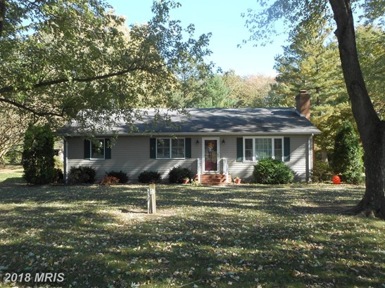 Rancher, Detached - EAST NEW MARKET, MD (photo 1)
