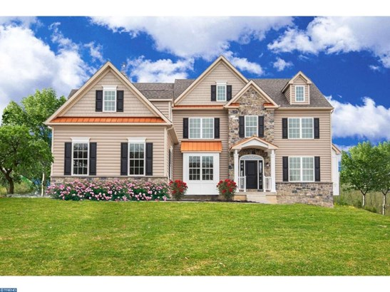 Colonial,Farm House, Detached - DOYLESTOWN, PA (photo 1)