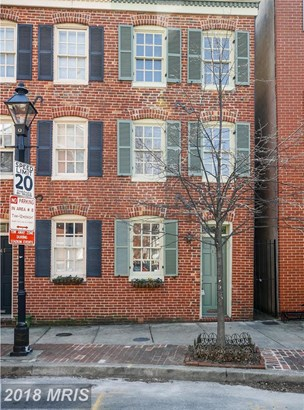 Federal, Attach/Row Hse - BALTIMORE, MD (photo 2)