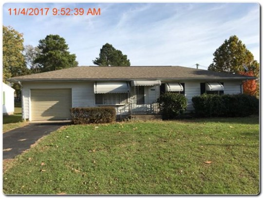 Ranch, Single Family - Parksley, VA (photo 1)