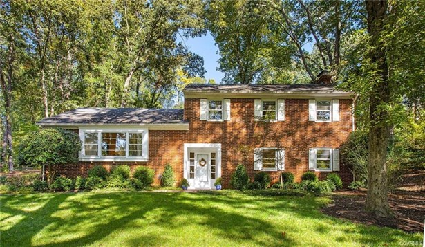 Mid-Century Modern, Tri-Level, Single Family - Richmond, VA