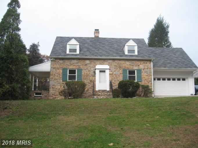 Cape Cod, Detached - TOWSON, MD (photo 1)